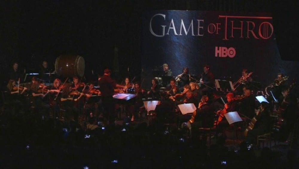 Frame 0.0 de: Una orquesta llevará la música de 'Juego de Tronos' a 28 ciudades de EEUU