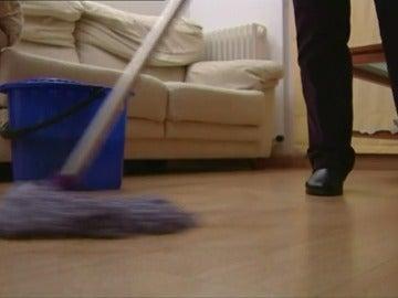 Frame 6.701935 de: Las tareas del hogar son el motivo principal por el que discuten las parejas