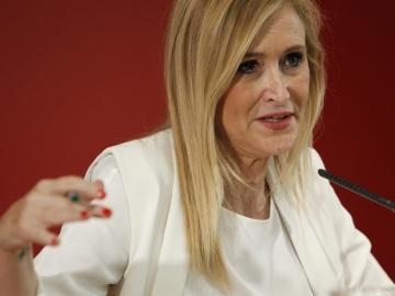 Cristina Cifuentes, sobre la polémica con los obispos de Getafe y Alcalá