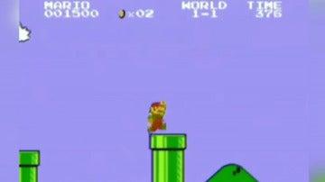 Super Mario en 1985