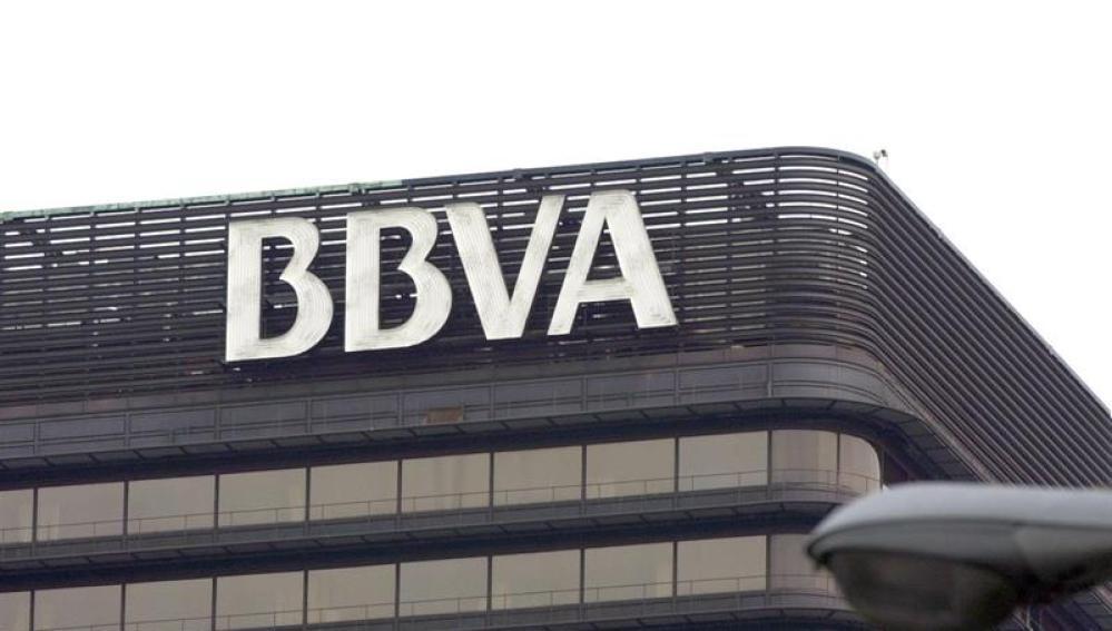 Logotipo del Banco Bilbao Vizcaya Argentaria (BBVA)
