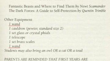 Errata en 'Harry Potter y la piedra filosofal'