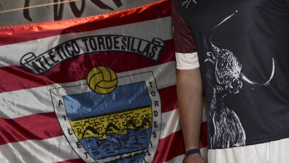 Camiseta del Atlético de Tordesillas
