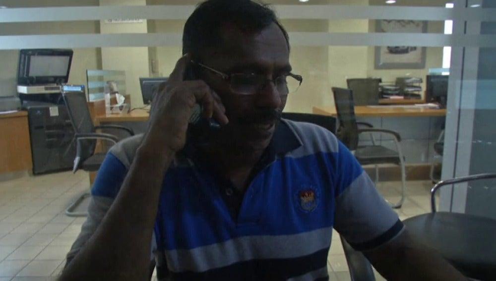 Frame 0.0 de: Sobrevive al accidente de avión en Dubai y gana la lotería seis días después