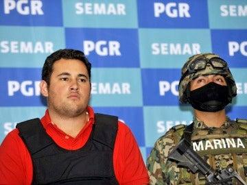 Imagen de archivo del Jesús Alfredo Guzmán Salazar, hijo de 'El Chapo'.