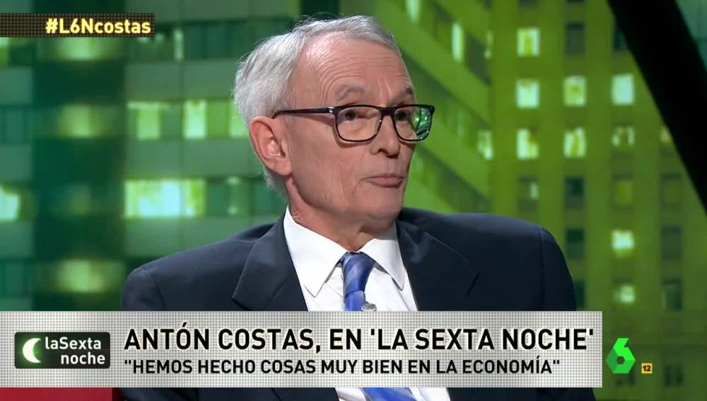 Catedrático laSexta Noche