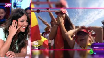 Irene Junquera relata cómo vivió la victoria de Cristian Toro