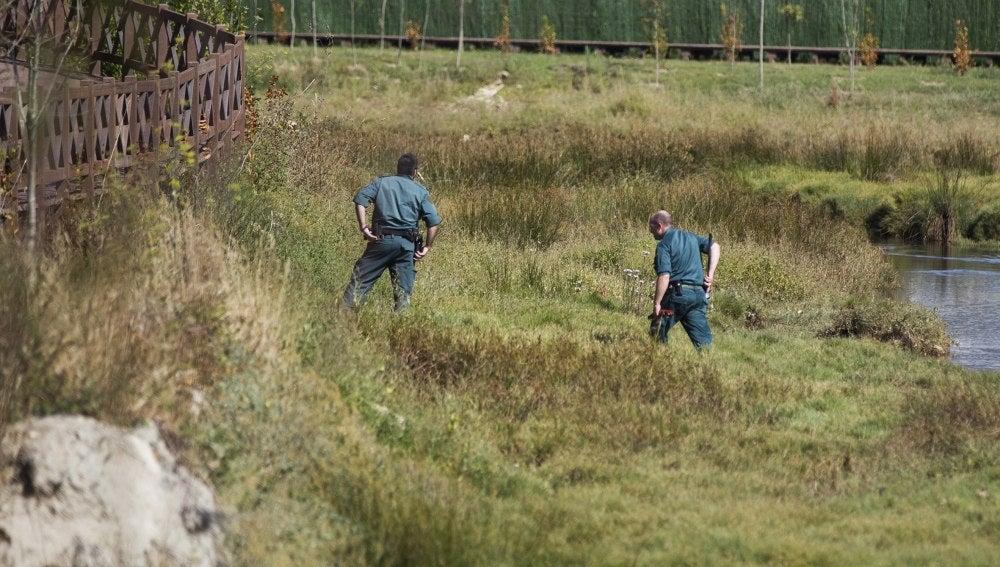 La Guardia Civil busca pistas sobre la desaparición de Diana Quer