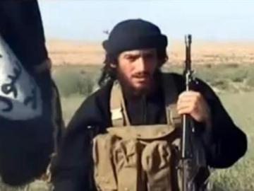 Abu Mohamed al Adnani en una imagen de archivo.