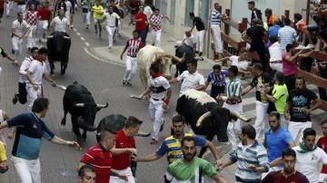 Quinto encierro en San Sebastián de los Reyes