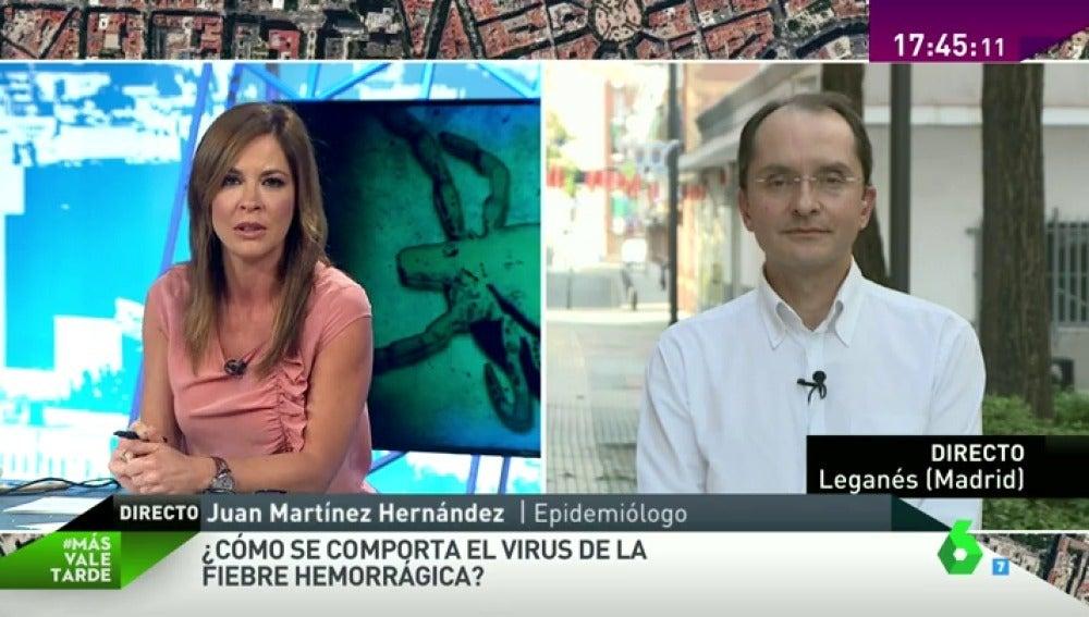 "Un epidemiólogo, sobre la Fiebre Hemorrágica: ""No hay riesgo de epidemia a ningún nivel"""