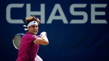 David Ferrer pasa a la tercera ronda del US Open.