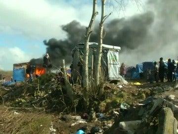 Campo de Calais