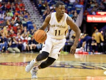 Jrue Holiday, jugador de los New Orleans Pelicans