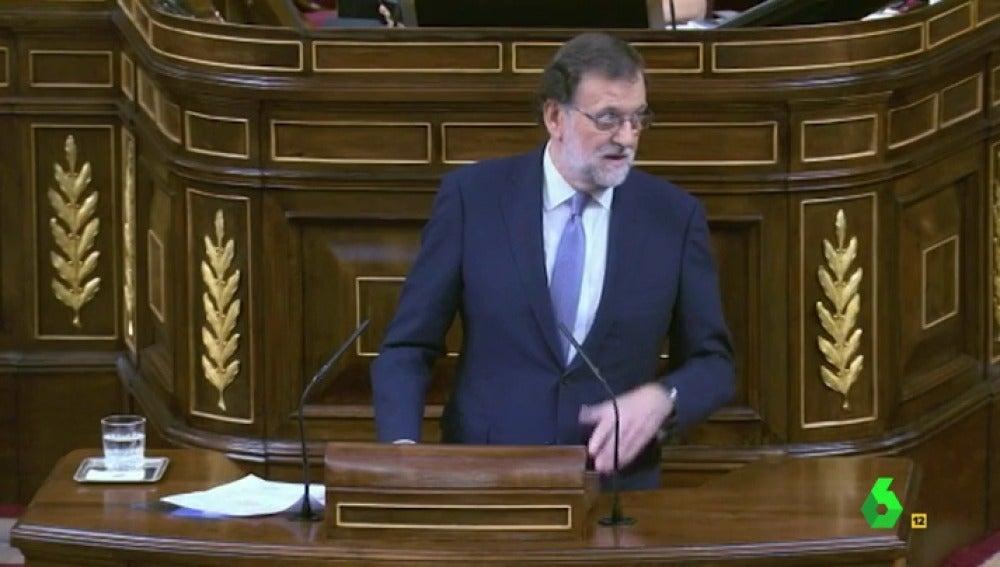 """Frame 13.450863 de: """"Mi animal favorito es el gorila y soy presumido"""", las 50 cosas que no sabes de Mariano Rajoy"""