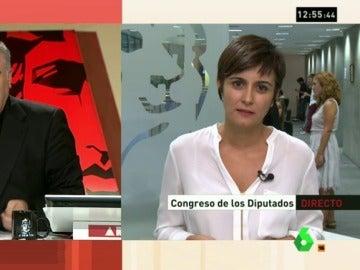 """Isabel Rodríguez: """"Rita es uno de los eslabones del PP como Bárcenas, Soria o Matas, y detrás de todos, Rajoy"""""""
