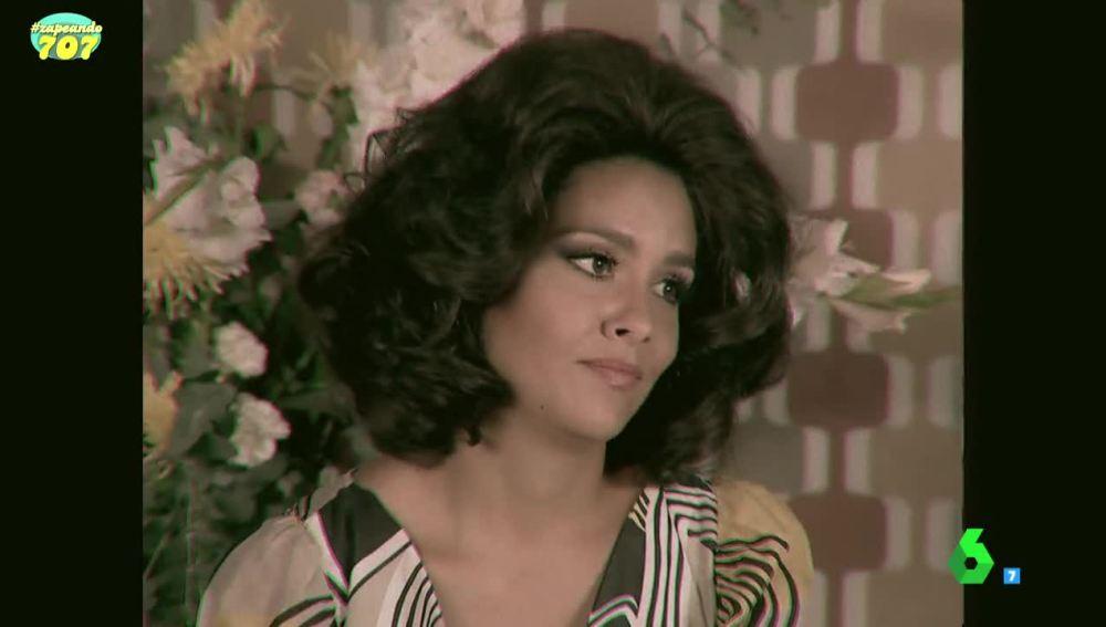 Cristina Pedroche, en el programa de Lauren Postigo