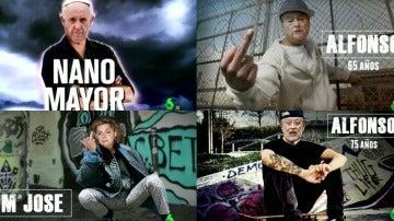 Alfonso Grau, María José Alcón, Alfonso Rus... los políticos a rehabilitación con 'Nano Mayor'