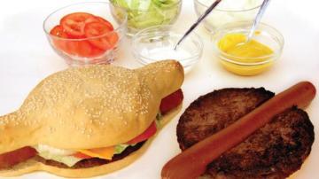 'Hamdog', la mezcla entre perrito y hamburguesa.