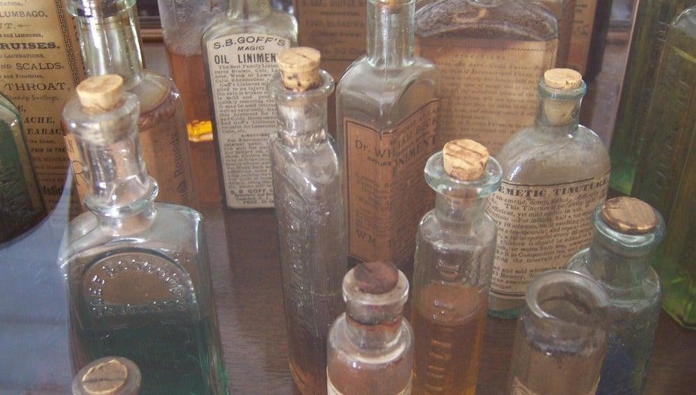 Medicamentos antiguos