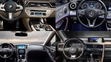 Interiores de coches