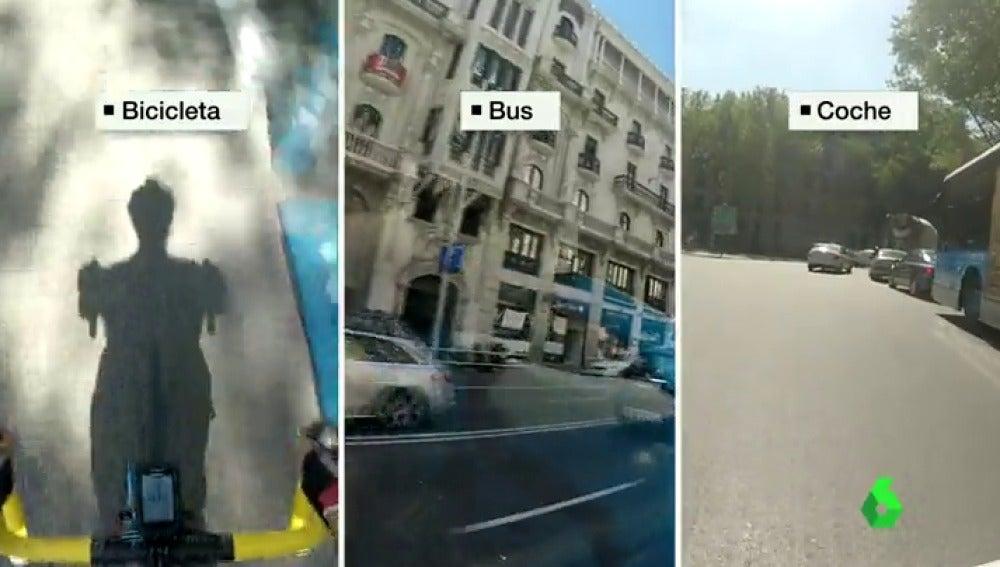 Frame 48.54511 de: Seis de cada diez españoles tiene bici pero solo el 23% la utiliza para ir a trabajar