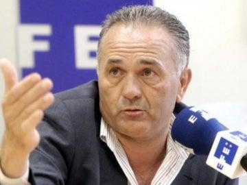 El exfutbolista Rafa Gordillo
