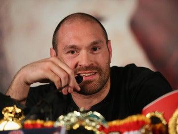Tyson Fury anuncia su retirada del boxeo