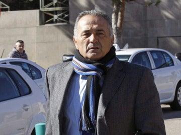 El exjugador de Betis y Real Madrid, Rafa Gordillo