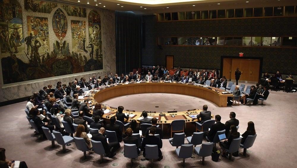 Vista general del Consejo de Seguridad de la ONU