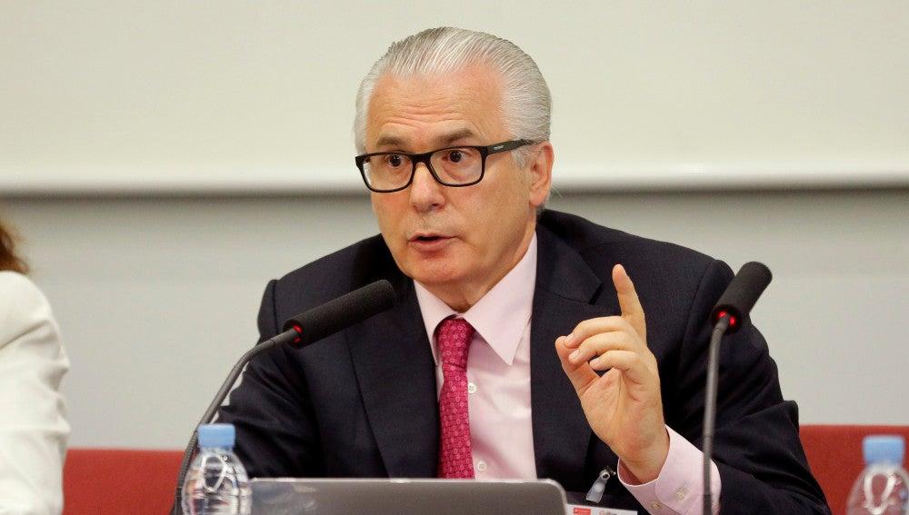 Foto de archivo del exjuez de la Audiencia Nacional, Baltasar Garzón