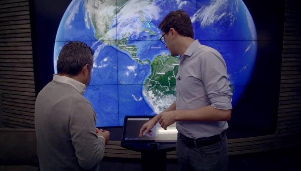 Enviado especial ve cómo funciona Google Maps