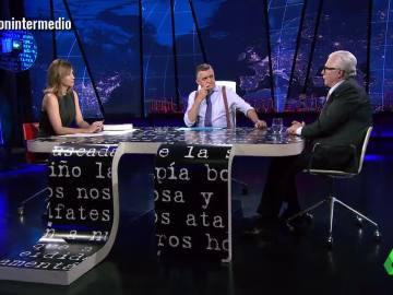 El exjuez de la Audiencia Nacional Baltasar Garzón visita El Intermedio