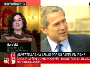 Sara Vilà en ARV