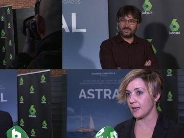 Preestreno de Astral en Madrid