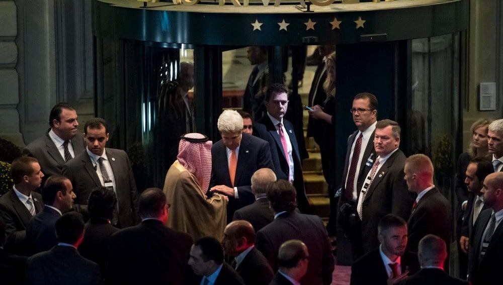 La negociación para lograr un alto el fuego en la ciudad siria de Alepo concluye sin ningún acuerdo