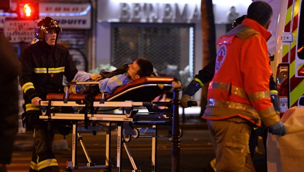 Servicios de emergencia en Francia