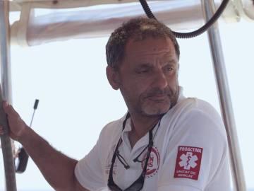 Andreu Rul·lan, patrón de salvamento marítimo del Astral