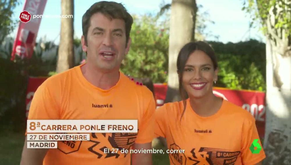 Spot promocional de la octava carrera 'Ponle Freno'