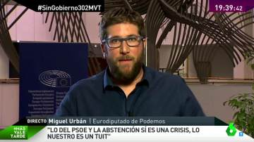 Miguel Urban en MVT