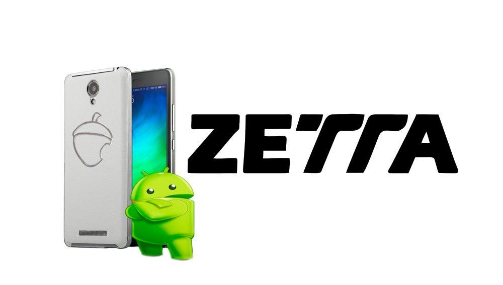 Logo de Zetta