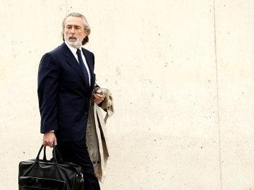 Francisco Correa, a su salida del juicio por la trama Gürtel (Archivo)