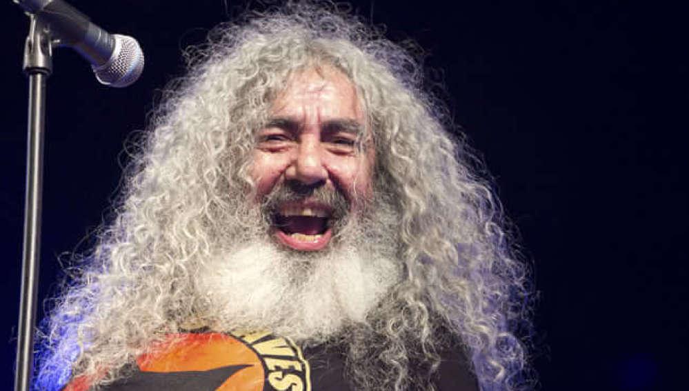 Yosi, el cantante de 'Los Suaves'