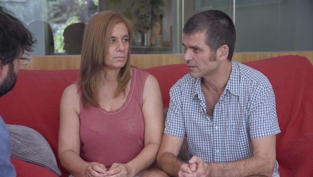 """Carlos Martínez, enfermo de ELA: """"Lo primero que pensé fue cómo acabar con esto y miré las formas de suicidio"""""""