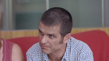 Carlos Martínez, un enfermo terminal de ELA
