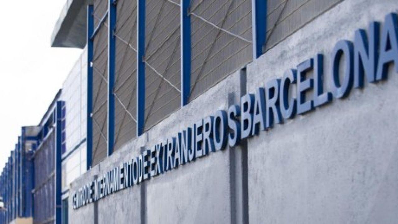 El Centro de Internamiento de Extranjeros (CIE) de la Zona Franca de Barcelona