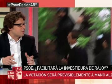 Fernando Berlín y Angélica Rubio