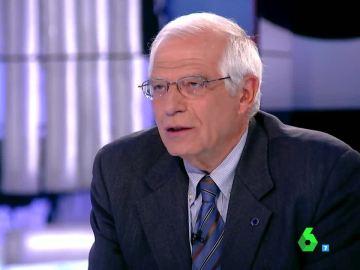Josep Borrell, miembro del Comité Federal del PSOE
