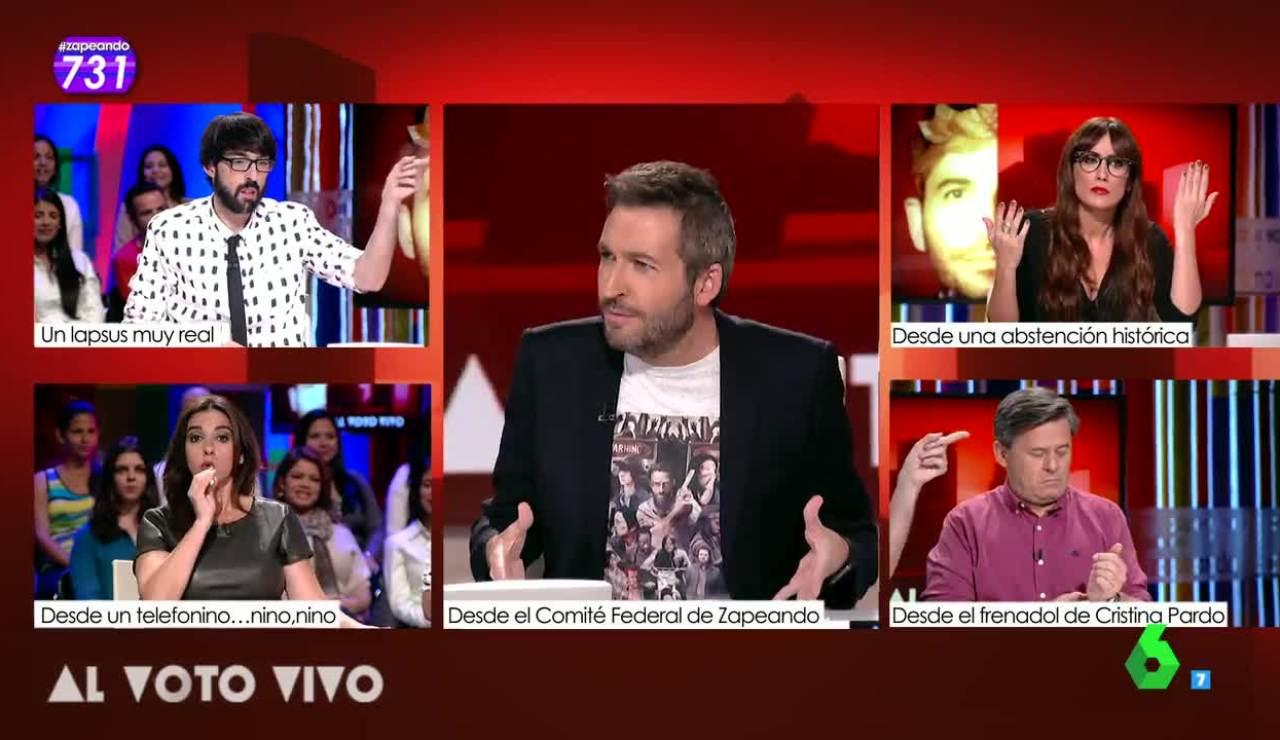 Al Voto Vivo analiza el Comité Federal del PSOE