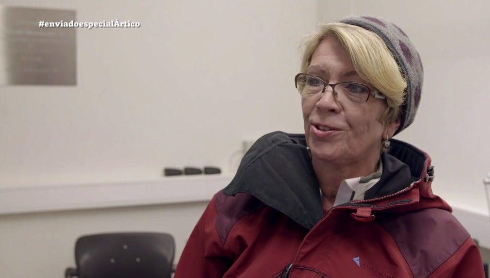 """Marie Haga: """"Es un desafío nunca visto para la agricultura. Los cultivos no se adaptan al cambio climático"""""""